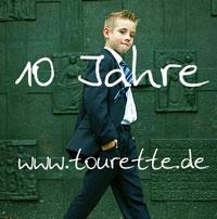 Image-Bild: 10 Jahre www.tourette.de